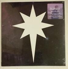 """David Bowie Pas De Plan Maxisingle 12"""" Europe 2017 vinyle 180 gr."""