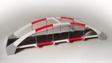 "15"" HO Slot Car Arch Suspension Bridge for AFX, Carrera, Aurora etc - Kit"
