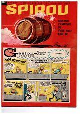 ▬► Spirou Hebdo n°1313 du 13 Juin 1963 sans mini-récit