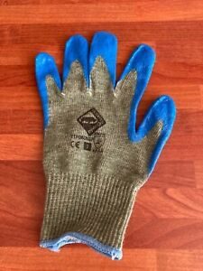 lightweight coated rhino yarn cut resistant work gloves size small 7 pack of 12