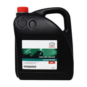 Toyota Kühlerfrostschutz LLC Concentrate 5 L