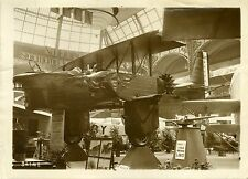 """AVION QUADRIMOTEUR DE BOMBARDEMENT Le0203"" Photo originale G. DEVRED (Agce ROL)"
