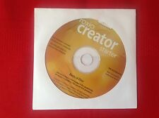 ROXIO CREATOR STARTER BACKUP DISC SEALED BRAND NEW!
