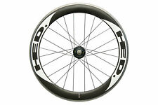 HED Jet 6 Powertap SL+ Road Bike Rear Wheel Carbon Clincher Shimano 11 Speed