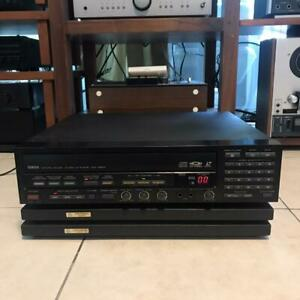 Yamaha natural sound ld player CDV-1200K