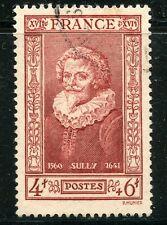 STAMP / TIMBRE FRANCE OBLITERE N° 591 / CELEBRITE / BARON DE ROSNY DUC DE SULLY