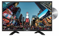 "RCA 24"" LED 720p  HDTV w/ Built-in DVD Player & 1 HDMI"