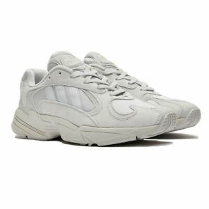 ADIDAS Men's Triple Grey Yung-1 Sneakers F37070 NIB