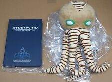 Sturmwind Windstarke 12 Limited Edition + Kraken Plush Sega Dreamcast