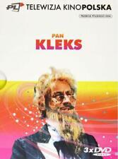PAN KLEKS - Box 3 DVD (Shipping Wordwide) Polish film