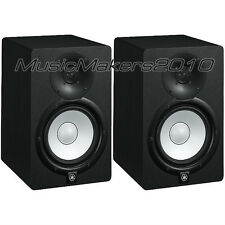 "Yamaha HS7 Powered Studio Monitor PAIR, 7"", 95W, HS-7 x 2 New! Make Offer!"