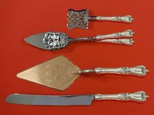 Old Colonial by Towle Sterling Silver Dessert Serving Set 4pc Custom Made