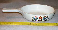 """6-1/2"""" Country Festival Skillet, by Corning Wear # P83"""