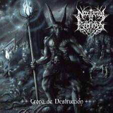 NOCTURNAL FEELINGS - Tropa de Destruccion (CD, 2014) Colombian Black Metal