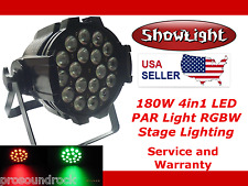 ShowLight 18x10W 180W LED Par Light RGBW (alt Blizzard ProPar)