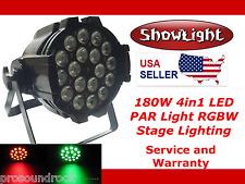 ShowLight 18x10W 180W LED Par Light RGBW (alt Blizzard ProPar)