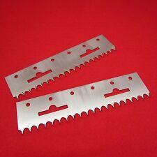 6.0mm 2x 34er Anschlagkamm Einhängekämme Strickmaschine - hanger cast-on-combs