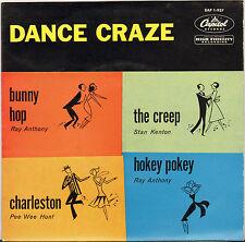 """RAY ANTHONY / S. KENTON """"DANCE CRAZE"""" PART 1, 50'S EP VOCAL !"""