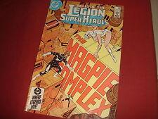 LEGION OF SUPER-HEROES #320  DC Comics 1985   F/VF
