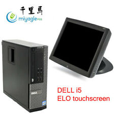 Point of Sale System POS All in One Touchscreen Liquor Retail Dell i5 ELO touch