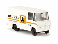 Brekina 36828 MB Mercedes Benz L 406 D Becker Bier Bier Countdown 2 1:87 Neu