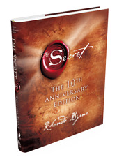 THE SECRET by Rhonda Byrne a Hardcover book FREE SHIPPING **life-transforming**