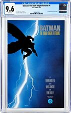 Batman: The Dark Knight Returns #1 First Printing 3/86 CGC 9.6 Frank Miller