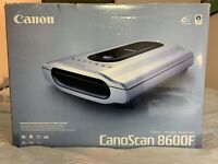 Canon CanoScan 8600F Color Image Scanner (1307B002) FOR 35MM & MEDIUM FORMAT