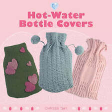Hot-water Bottle Covers (Cozy) by Chrissie Day Paperback Book The Cheap Fast