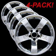 Dodge Challenger 2009-2014 - Chrome Wheel Skins  - New Set of 4