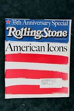 Rolling Stone Magazine - 35Th Anniversary Special #922 May 15, 2003