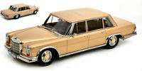 Model Car Scale 1:18 KK Scale Mercedes 600 Swb W100 vehicles collection