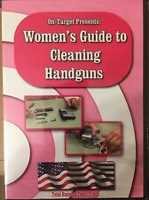 On-Target Videos - Women's Guide to Cleaning Handguns