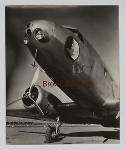 Vintage 1937 Aviation Eastern Airlines Dramatic Image DBW Photo by Robert Richie