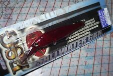 "LUCKY CRAFT ESG B'FREEZE / POINTER 78LBS SOLID RED 3"" SINKING FISH LURE * JAPAN"