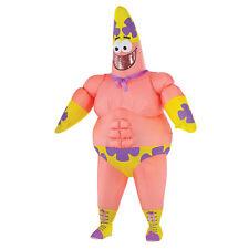 Herren Patrick Star Aufblasbare Mr ungeheuerlich Standard Kostüm