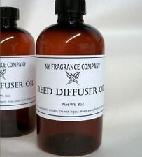 Reed Diffuser Oil Refill - Spearmint Fragrance - 8 oz