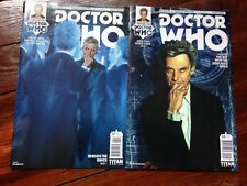 Doctor Who Twelfth Doctor Year 3 #3.1 3.2 3.3 3.4