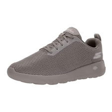 Skechers GO Walk Max Men's Taupe 100% Textile with Synthetic Sole Shoes US 9