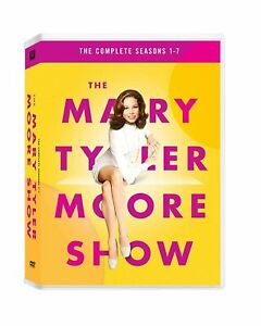 The MARY TYLER MOORE SHOW COMPLETE SERIES 1-7 DVD BOXSET 23 DISCS New & Sealed