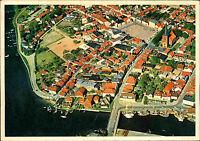 Neustadt Holstein Luftaufnahme Luftbild-AK gelaufen Postkarte um 1975/80