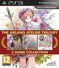 Arland Atelier The Trilogy PS3