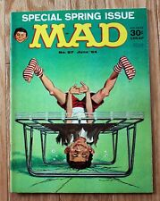Mad Magazine June 1964; Special Spring Issue
