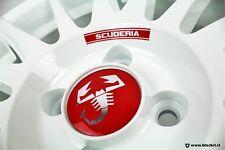 "Set 4 cerchi ""SCUDERIA"" 16 by Fondmetal Bianchi"