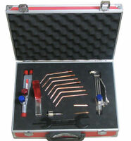 Oxygen Acetylene Welding and Cutting Set OXY Torch Cutter Nozzle