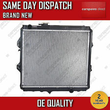 TOYOTA HILUX 2.5 D4D MANUAL RADIATOR 2001>2005 *BRAND NEW*