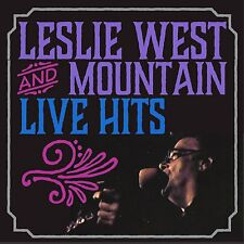 Leslie West And Mountain Live Hits CD NEW SEALED 2015 Nantucket Sleighride+