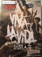 Coldplay Viva La Vida Or Death And All His Friends (2008 Chinese official EMI)