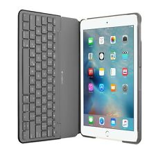 Teclado Inalámbrico Bluetooth Logitech Lona Folio Estuche Apple iPad 2-Negro Air