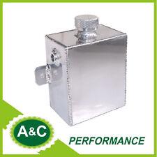 ALFA UNIVERSAL ALUMINUM COOLANT RADIATOR  OVERFLOW WATER TANK BOTTLE 1.2L